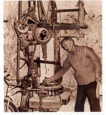 Edward Leedskalnin 1887-1951